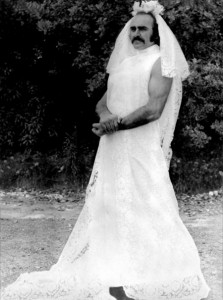 zardozSean-Connery-in-a-wedding-dress-on-the-set-of-Zardoz